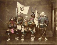 Samurai-i-geyshi-tsvetnye-fotografii-Yaponii_1